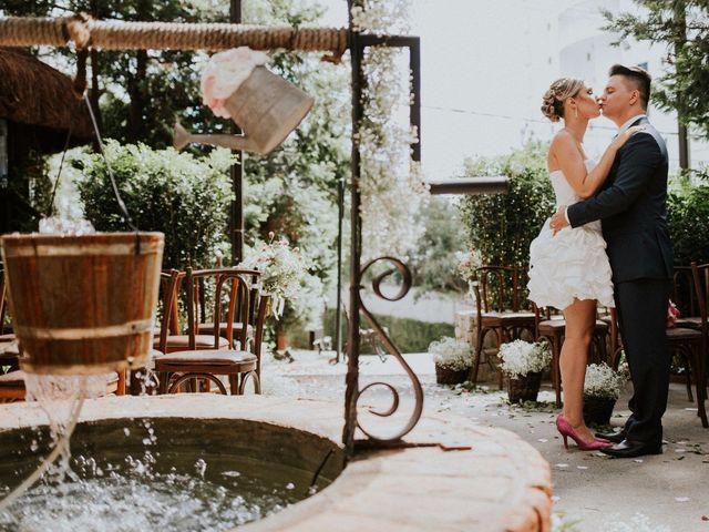 O casamento de Luana e Eduardo: quando o amor chega rápido
