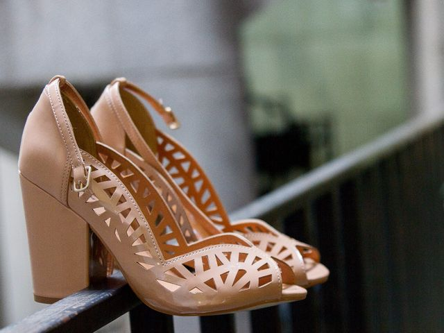"""Sapatos nude para as noivas: que tal apostar em um """"novo clássico""""?"""