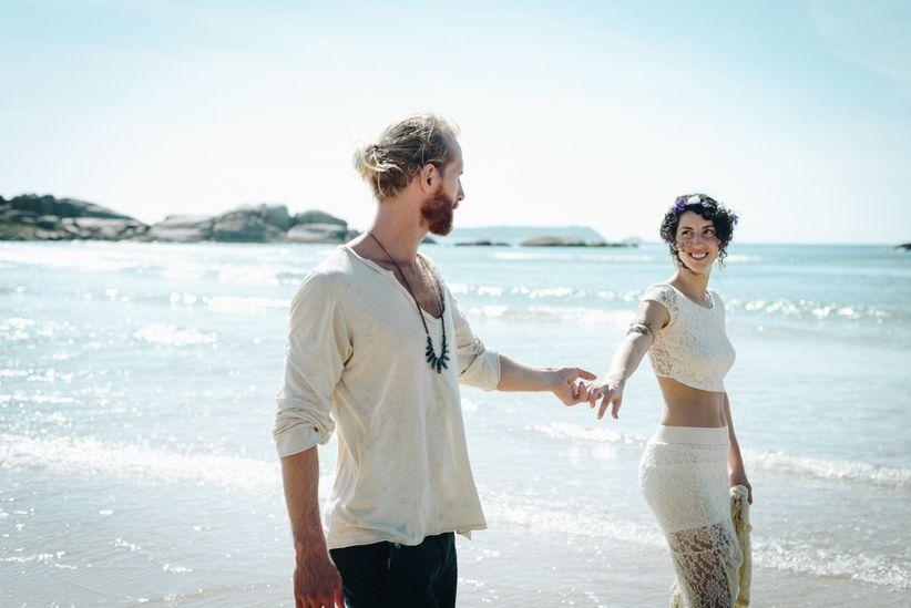 Casamento pé na areia: vem ver essas inspirações e dicas 4