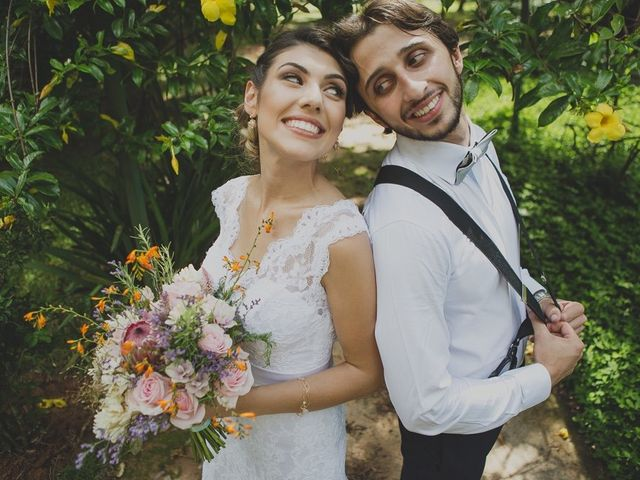 O casamento de Luigi e Nicole: amor junino que terminou em final feliz
