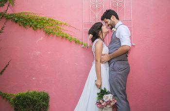 O casamento de Natália e Wellington: um amor de cinema