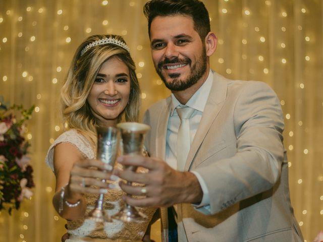 """O casamento de Camila e Caio: do amor platônico ao """"sim"""""""
