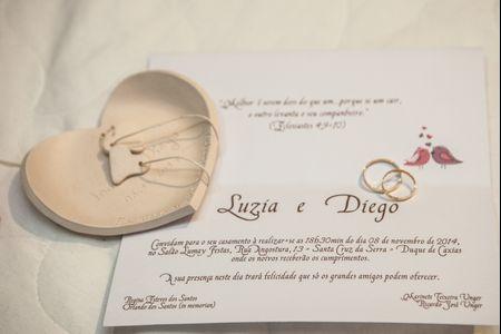 Qual � a ordem dos nomes em convites de casamento?