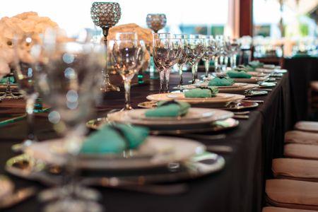 Roteiro e tipos de jantar