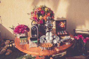 Ideias criativas para decorar a sua mesa de chá e café