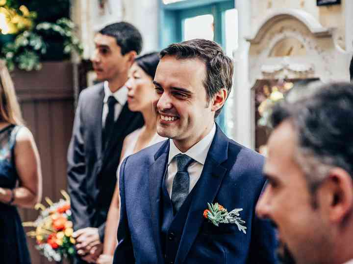 6 coisas que o noivo deve fazer no dia do casamento