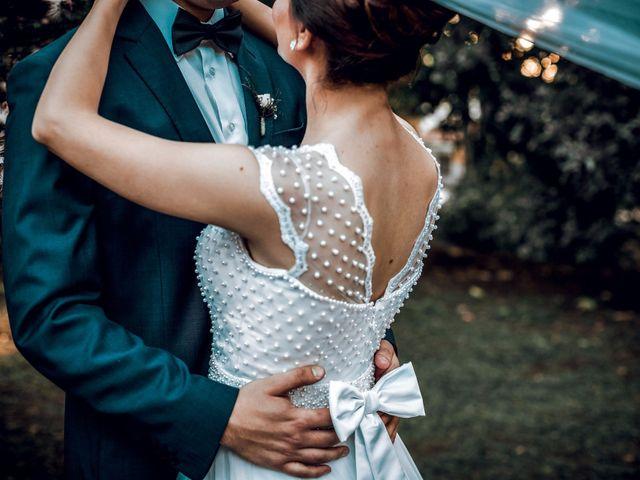 Vestidos de noiva com laços: romantismo com toque moderno