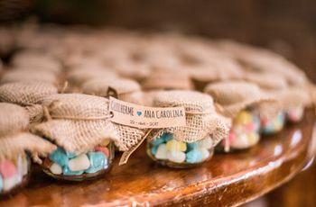 Lembrancinhas de casamento comestíveis: opções deliciosas!
