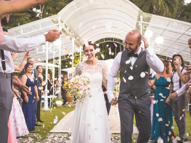 O casamento de Kerol e Bruno: amor imediato