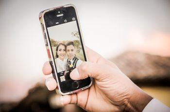 Como anunciar o seu casamento nas redes sociais?