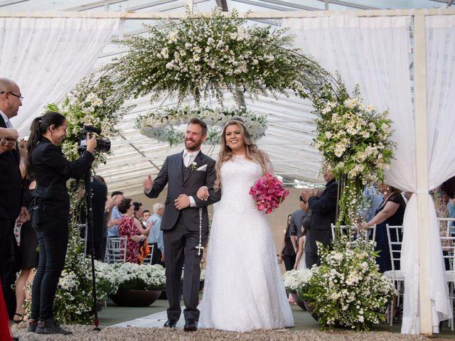"""O casamento de Aline e Rafael: um """"sim"""" emocionante"""