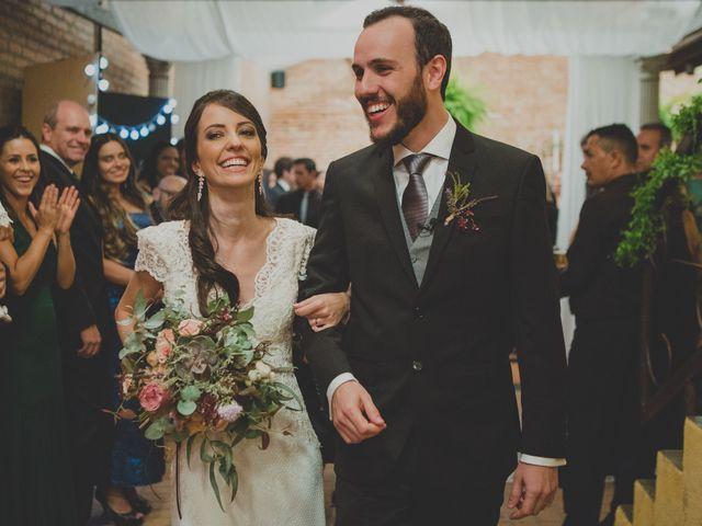O casamento de Camila e Thiago: história com final feliz