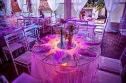 Como montar a mesa dos noivos