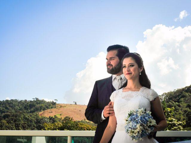 O casamento de Lianna e Diego: amor à moda antiga