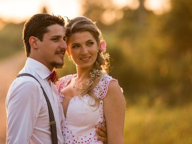 O casamento de Lucas e Raquel: amor à primeira vista na Irlanda