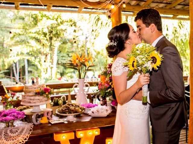 O casamento de Rebeca e Gil: um amor que tinha de acontecer