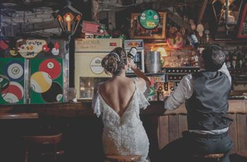 6 Estilos de bar para tipos de festas diferentes