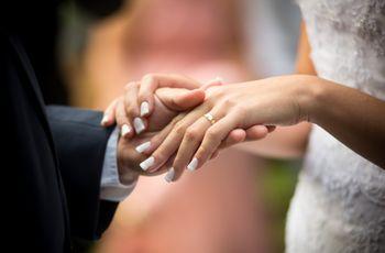 Cuide de suas mãos antes do casamento