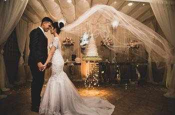 O casamento de Lívia e Paulo: amor que nasceu da amizade