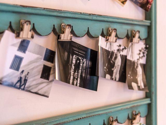 Maneiras originais para usar fotos do casal na decoração