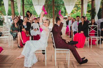 Teste: Qual jogo de casamento combina mais com a sua festa?