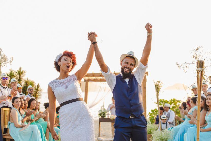 Casamento pé na areia: vem ver essas inspirações e dicas 1