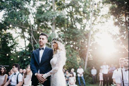 O que ninguém te conta sobre um casamento ao ar livre