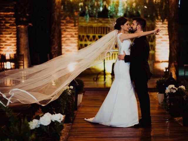 O casamento de Gabriela e Adriano: um encontro foi suficiente