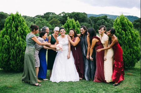 Casamentos ao ar livre: veja dicas do que vestir para n�o errar