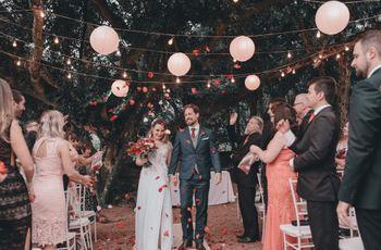 Cores e combinações para o seu casamento no outono
