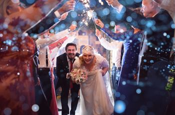 O casamento de Priscila e Julio: a sintonia era infinita