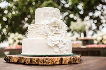 Tradição de congelar o bolo para o primeiro aniversário: o que acham?