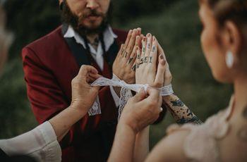 Handfasting: em que consiste este ritual de casamento?