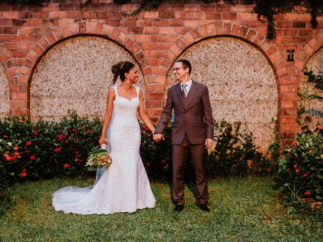 O casamento de Camila e Luiz: original do pedido até a festa