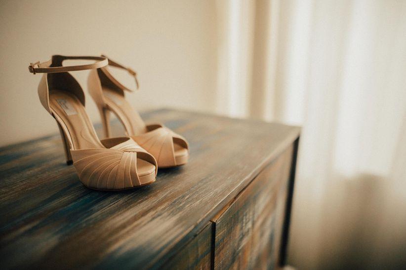 6876e8253 Dicionário de sapatos para as noivas
