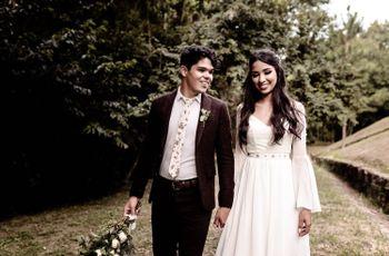 O Casamento Melissa e Daniel: uma linda história de amor