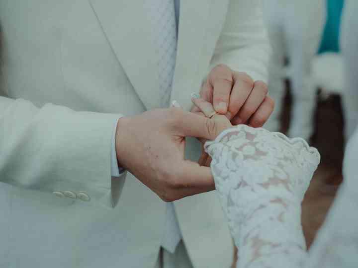 A aliança ideal de acordo com o formato da sua mão