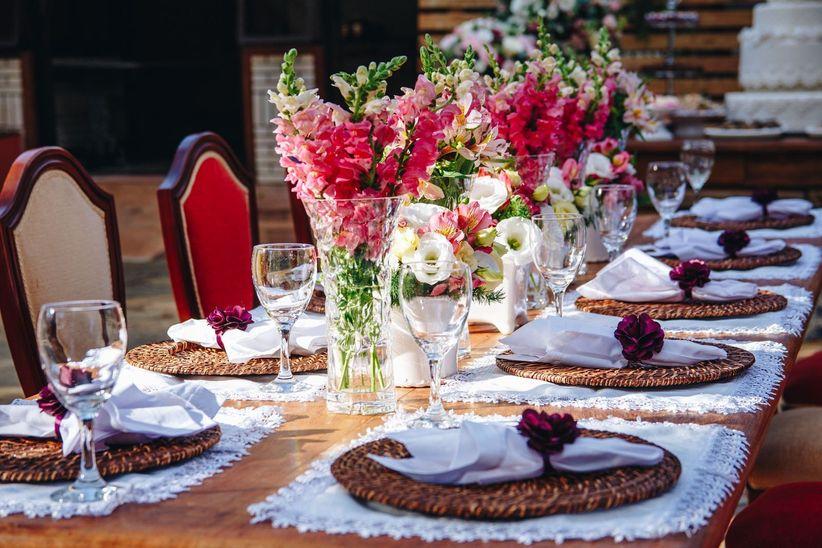 Conselhos para escolher um menu de casamento econômico