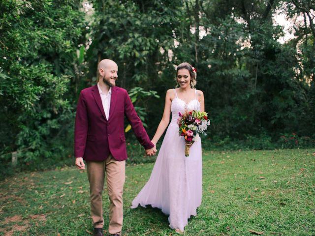 """O casamento de Guilherme e Uiara: um """"sim"""" dos sonhos"""