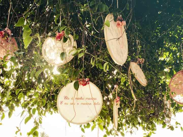 6 Lembrancinhas de casamento com bordado: encanto artesanal