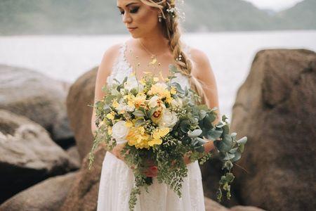 Quantos buquês deve ter uma noiva?