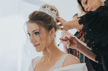 Teste: Qual o penteado ideal de acordo com o seu look de noiva?