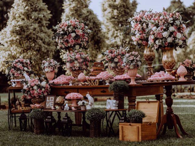 5 Itens do décor indispensáveis em um casamento shabby chic