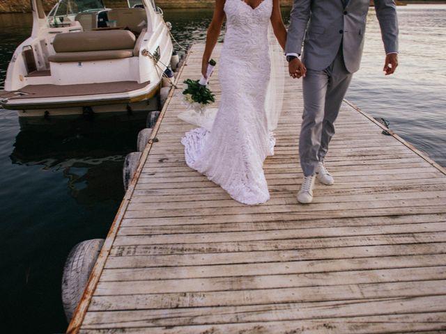 6 Conselhos para que a chegada da noiva em um barco seja impecável