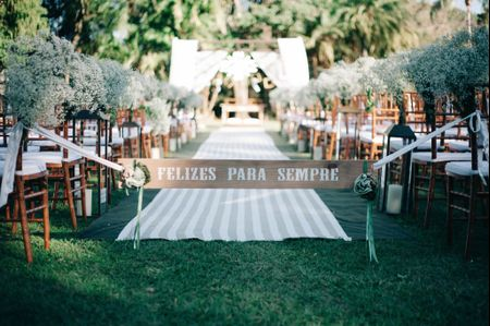 Como calcular a decora��o do casamento
