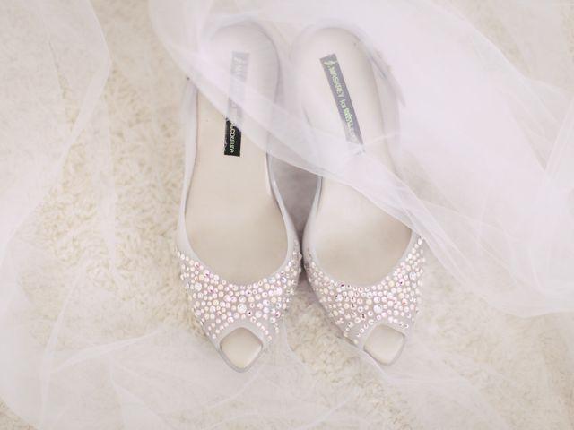 40 Sapatos com pedraria para a noiva