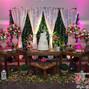 O casamento de Bruna Rosa e Espaço Firenze Buffet & Eventos 8