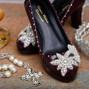 O casamento de Fernanda R. e Caetana Calçados Customizados 11