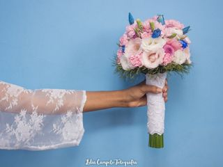 Fina Rosa Arte Floral 6