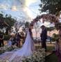 O casamento de Pâmella K. e Chique Cerimonial 20